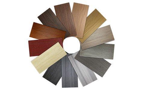 decking market renk paleti