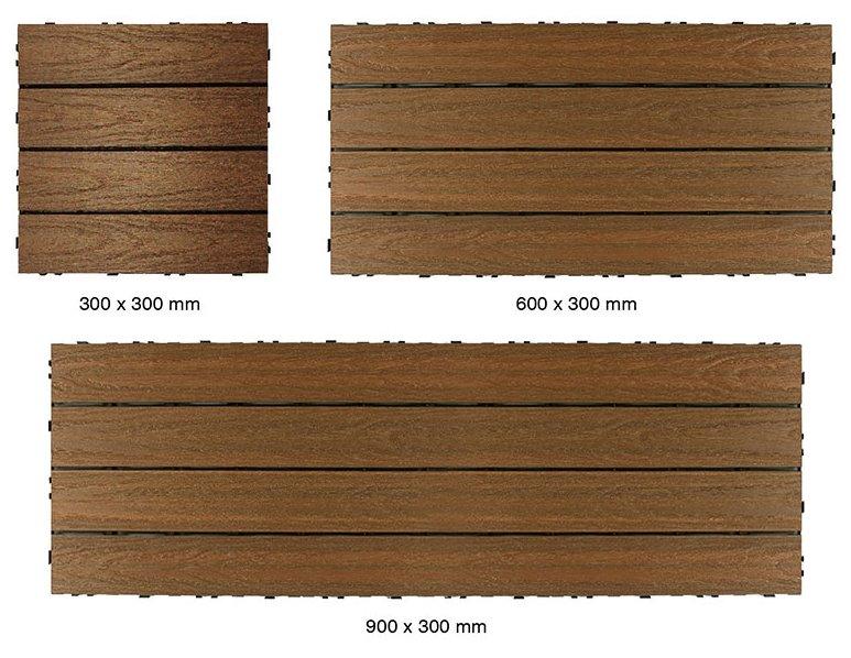 decking market karo deck boyutlar